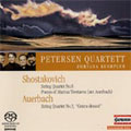 Shostakovich: String Quartet No.8 / Zoryana Kushpler, Petersen String Quartet