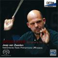 ブルックナー:交響曲第9番 (6/5-6/2006) (HB [ダイレクト・カットSACD]/LTD) / ヤープ・ヴァン・ズヴェーデン指揮, オランダ放送フィルハーモニー管弦楽団<完全数量限定盤>