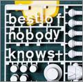 best of nobodyknows+<通常盤>