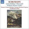 "Schumann:Lieder Edition Vol.2:Aus 12 Gedichte Aus Ruckert ""Liebesfruhling""Op.37"