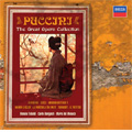 Puccini - Great Opera Collection; Manon Lescaut (1954), La boheme (1959), Tosca (1959), Madama Butterfly (1958), La Fanciulla del West (1958), Turandot (1955), Il Trittico (1962)