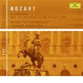 "Mozart: Symphonies No.35 ""Haffner""K.385, No.36 ""Linz"" K.425, No.40 K.550 / Leonard Bernstein(cond), Vienna Philharmonic Orchestra"