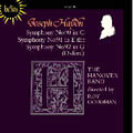 Haydn: Symphonies no 90-92 / Roy Goodman, Hanover Band