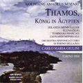 Mozart: Thamos, King of Egypt K.345 (in Italian/1958) / Carlo Maria Giulini(cond), Orchestra Sinfonica & Chorus Torino della RAI, Jolanda Meneguzzer(S), Elena Zilio(Ms), etc