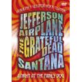 1970 グレイトフル・デッド、サンタナ、ジェニファーソン・エアプレインの夜