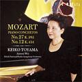 モーツァルト:ピアノ協奏曲 第27番,第12番