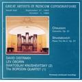 Music for Viola & Piano - C.P.E.Bach, Glinka, Rossini, Debussy, Honegger, Hindemith / Feodor Druzhinin(va), Larissa Panteleyeva(p), Anna Levina(p), Maria Yudina(p)