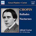 Cortot -78 rpm Recordings Vol.5:Chopin:Ballades No.1-No.4/Nocturnes No.2/No.4-No.5/No.7/No.15-No.16(1929-51):Alfred Cortot(p)