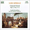 Locatelli: Concerti Grossi Op 1 nos 1-6 / Jaroslav Krecek
