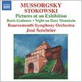 ホセ・セレブリエール/Mussorgsky-Stokowski: Pictures at an Exhibition [8557645]
