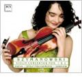 Szymanowski : Violin Concertos No.1 Op.35, No.2 Op.61 (3/2007) / Alena Baeva(vn), Boguslaw Dawidow(cond), Opole PO