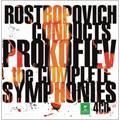 Mstislav Rostropovich Conducts Prokofiev: Symphonies No.1-No.7 / Orchestre National de France