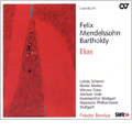 Mendelssohn: Elias (1/2007)  / Frieder Bernius(cond), Stuttgart Classical PO, Stuttgart Chamber Choir, Letizia Scherrer(S), etc