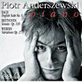 Beethoven: Piano Sonata No.31, Bach/ Anderszewski
