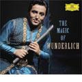 The Magic Of Wunderlich / Kalman: Grafin Mariza -Gruss Mir Mein Wien; Mozart: Don Giovanni, Etc (+DV / Rossini / Il Barbiere di Siviglia, etc) / Fritz Wunderlich(T), Robert Stolz(cond), Vienna Volksoper Orchestra, etc [2CD+DVD]