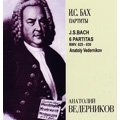 J.S.Bach: 6 Partitas BWV.825-BWV.830 / Anatoly Vedernikov