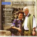 Brahms: 11 Variations Op.21-1, 6 Pieces Op.118, 10 Variations sur un Theme de Schumann Op.23 (4/2008) / Eric Heidsieck(p), Tania Heidsieck(p)