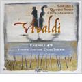 Vivaldi :L'Estro Armonico -Concertos No.1/No.4/No.7/No.10/3 Violin Concertos RV.551/4 Violin Concertos RV.553 :Chiara Banchini(vn&cond)/Ensemble 415