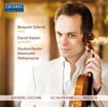 Mendelssohn: Violin Concerto Op.64; Schumann: Fantasie Op.131; Bruch: Violin Concerto No.1 Op.26 / Benjamin Schmid(vn), Daniel Raiskin(cond), Staatorchester Rheinische Philharmonie