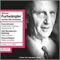 Schubert: Rosamunde Overture, Symphony No.8; Mendelssohn: Violin Concerto; Wagner: Tristan und Isolde / Wilhelm Furtwangler, Orchestra Sinfonica di Torino della RAI