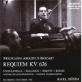 Mozart: Requiem KV.626 (11/1956); Beethoven: Fantasy for Piano, Chorus & Orchestra Op.80 (6/1957) / Karl Bohm(cond), VSO, Vienna State Opera Chorus, Teresa Stich-Randall(S), Ira Malaniuk(A), Hans Richter-Haaser(p), etc