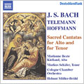Sacred Cantatas for Alto and for Tenor - J.S.Bach