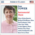 Joan Tower: Instrumental Music - In Memory, Big Sky, Wild Purple, No Longer Very Clear, Island Prelude