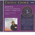 Bartok: Concerto for Orchestra; 3 Village Scenes; Kossuth