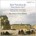 ノヴァコフスキ:ピアノ五重奏曲 作品17