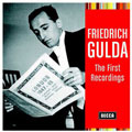 The First Recordings:J.S.Bach/Beethoven/Chopin/Prokofiev/Debussy/Mozart:Friedrich Gulda