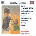 アンダーソン:管弦楽名曲集