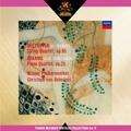 ベートーヴェン(マーラー編): 弦楽四重奏曲第11番「セリオーソ」; ブラームス(シェーンベルク編): ピアノ四重奏曲第1番 / クリストフ・フォン・ドホナーニ, ウィーン・フィルハーモニー管弦楽団<タワーレコード限定>