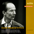 Ravel: Daphnis et Chloe Suite No.2; Stravinsky: Le Sacre du Printemps, etc / Igor Markevitch, RIAS SO