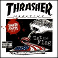 Thrasher Magazine Eat the Flag Vol.12 Skate Rock [DualDisc]