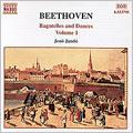 Beethoven: Piano Pieces, Vol 1