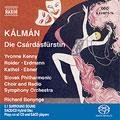 Kalman:Die Csardasfurstin/Die Faschingsfee/etc :R.Bonynge