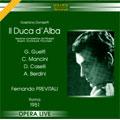 Donizetti: Il Duca d'Alba / Previtali