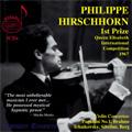 Phillippe Hirschhorn Vol.1 -Paganini/Saint-Saens/Brahms/etc (1967-77):Lidiya  Leonskaya(p)/etc
