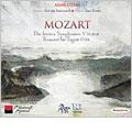 Mozart : Symphony no. 39 , 40 , 41 / Immerseel/Anima Eterna/etc