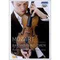 Mozart: Complete Works for Violin & Orchestra / Barnabas Kelemen, Ferenc Erkel Chamber Orchestra, etc