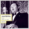 Jussi Bjorling - Live Recital (Atlanta, 13,4,1959)