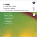Galuppi: La Caduta di Adamo, 4 Concertos for Harpsichord and Strings / Claudio Scimone(cond), I Solisti Veneti, Mara Zampieri(S), Susanna Rigacci(S), etc