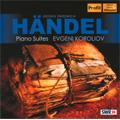 Handel : Piano Suites No.4 HWV.437, No.3 HWV.428, No.7 HWV.432, No.8 HWV.441 (1/22-26/2007) / Evgeni Koroliov(p)