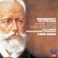 Tchaikovsky The Symphonies