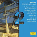 Wagner: Overtures & Preludes /Rafael Kubelik(cond), Eugen Jochum(cond), VPO, BPO, Bamberg SO, etc
