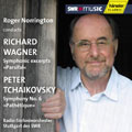 "Tchaikovsky:Symphony No.6/Wagner:Symphonic Excerpts ""Parsifal"":R.Norrington/Swr So"