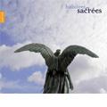 Coffret Sacred Musical Story (Histoires Sacrees) -J.S.Bach, Beethoven, M.A.Charpentier, Vivaldi