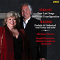 R.STRAUSS:FOUR LAST SONGS/DEATH & TRANSFIGURATION OP.24/WAGNER:PRELUDE & LIEBESTOD :DONALD RUNNICLES(cond)/ATLANTA SYMPHONY ORCHESTRA/ETC