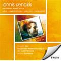 Xenakis: Orchestral Works Vol.4 -Erikhthon, Ata, Akrata, Krinoidi / Hiroaki Ooi(p), Arturo Tamayo(cond), Luxembourg PO