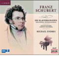 SCHUBERT:COMPLETE PIANO SONATAS:M.ENDRES(p)